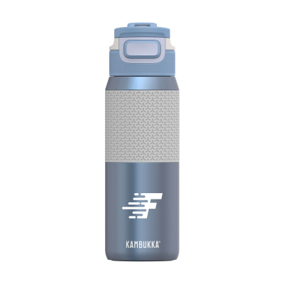 Picture of KAMBUKKA® ELTON THERMAL INSULATED INSULATED 750ML DRINK BOTTLE in Light Blue