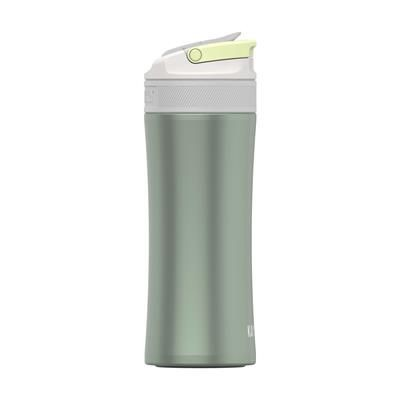 Picture of KAMBUKKA® LAGOON THERMAL INSULATED 400ML DRINK BOTTLE in Green