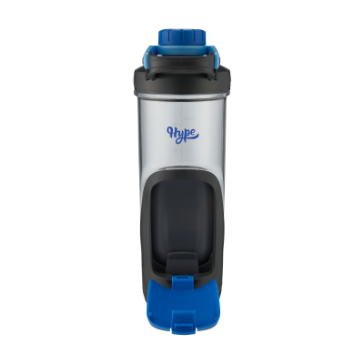 Picture of CONTIGO® SHAKE & GO™ FIT KANGAROO DRINK CUP in Blue