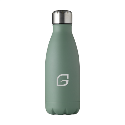 Picture of TOPFLASK 500ML SINGLE WALL DRINK BOTTLE in Green