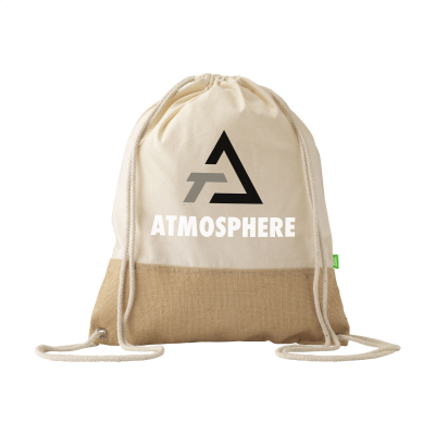 Picture of COMBI ORGANIC BACKPACK RUCKSACK in Natural
