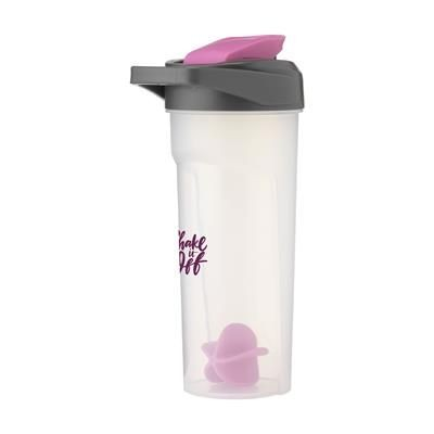 Picture of SHAKER 600ML DRINK CUP in Pink