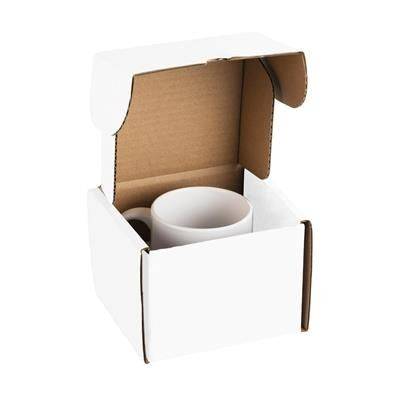Picture of GIFT & SHIPPING BOX in White
