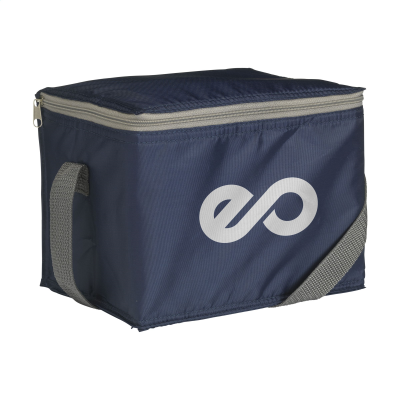 Picture of FRESHCOOLER RPET COOL BAG in Navy