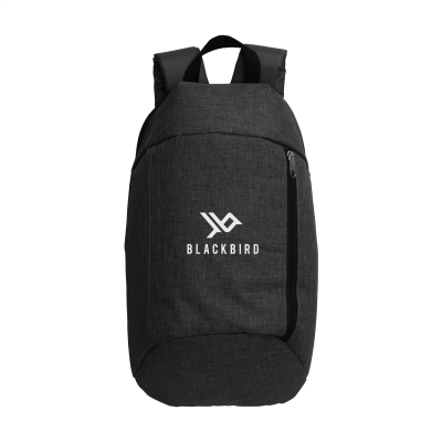 Picture of COOLER BACKPACK RUCKSACK BAG in Black