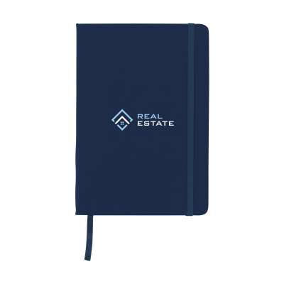 Picture of BUDGETNOTE A5 LINES in Navy