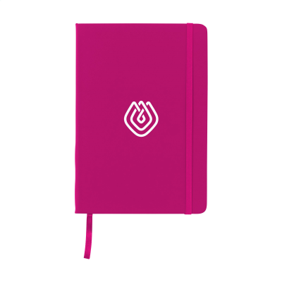 Picture of BUDGETNOTE A5 LINES in Magenta