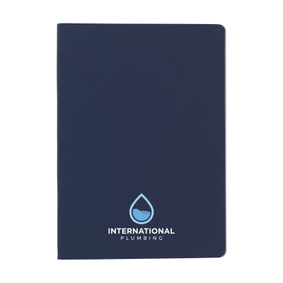Picture of SOFTCOVER NOTE BOOK in Royal Blue