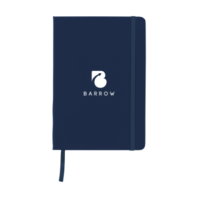 Picture of BUDGETNOTE A5 BLANC in Navy