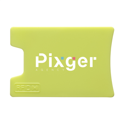 Picture of RFID VISITA CARD HOLDER in Light Green