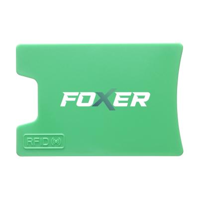 Picture of RFID VISITA CARD HOLDER in Dark Green