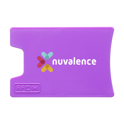 Picture of RFID VISITA CARD HOLDER in Purple