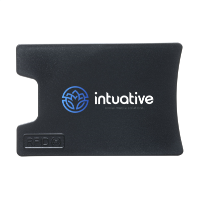 Picture of RFID VISITA CARD HOLDER in Black