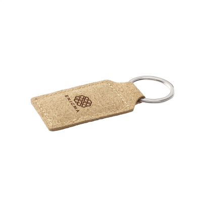 Picture of CORK KEYRING