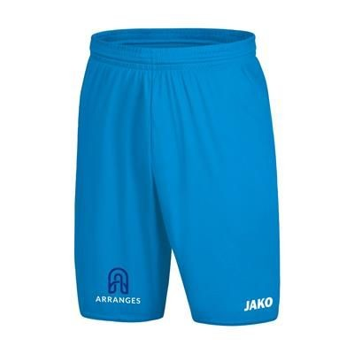 Picture of JAKO® SHORTS MANCHESTER 2,0 CHILDRENS in Turquoise