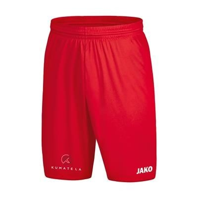 Picture of JAKO® SHORTS MANCHESTER 2,0 CHILDRENS in Red