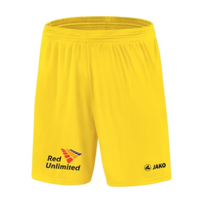 Picture of JAKO® SHORTS MANCHESTER 2,0 MENS in Yellow