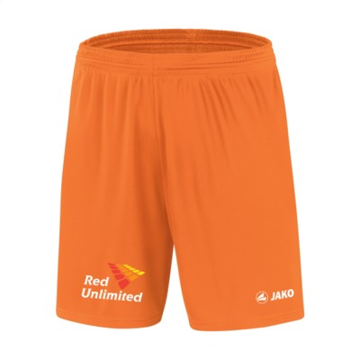 Picture of JAKO® SHORTS MANCHESTER 2,0 MENS in Fluorescent Orange