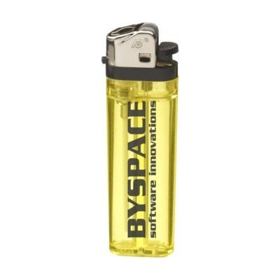 Picture of TRANSFLINT LIGHTER in Yellow