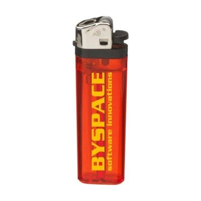 Picture of TRANSFLINT LIGHTER in Red