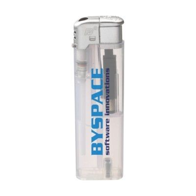 Picture of TRANSSILVER LIGHTER in Transparent