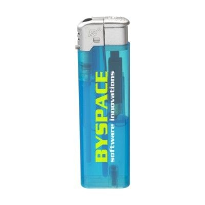 Picture of TRANSSILVER LIGHTER in Light Blue