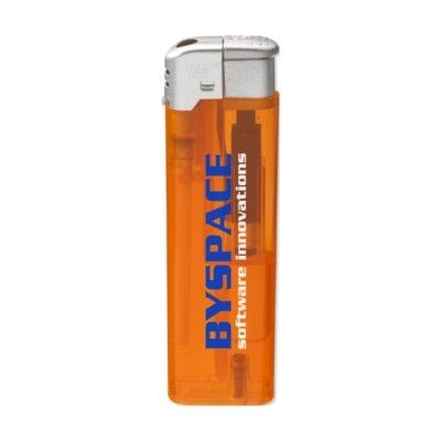 Picture of TRANSSILVER LIGHTER in Orange
