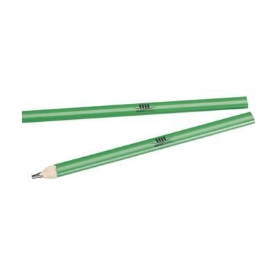 Picture of WOOD CARPENTER PENCIL in Green