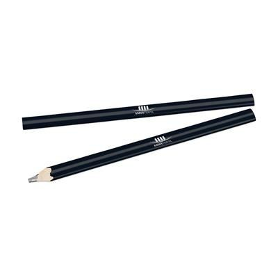 Picture of WOOD CARPENTER PENCIL in Black