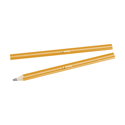 Picture of CARPENTER WOOD PENCIL in Yellow