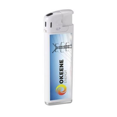 Picture of LED-LIGHTER LIGHTER in White