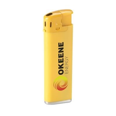Picture of LED-LIGHTER LIGHTER in Yellow