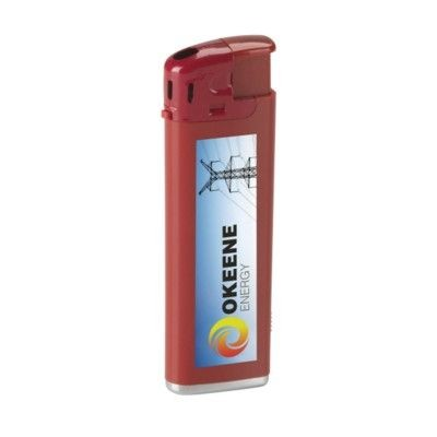 Picture of LED-LIGHTER LIGHTER in Red