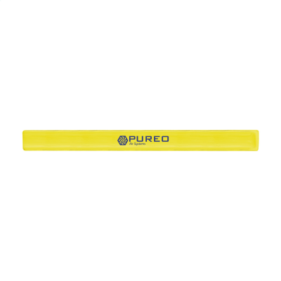 Picture of SNAPWRAP NEON FLUORESCENT FLUORESCENT ARM BAND in Fluorescent Yellow