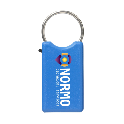 Picture of SAFE KEYRING in Blue