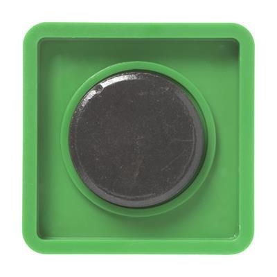 Picture of MEMOMAGNET SQUARE 42 x 42 MM in Green