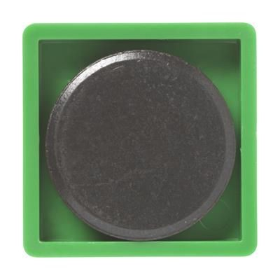 Picture of MEMO MAGNET SQUARE 30X30MM in Green