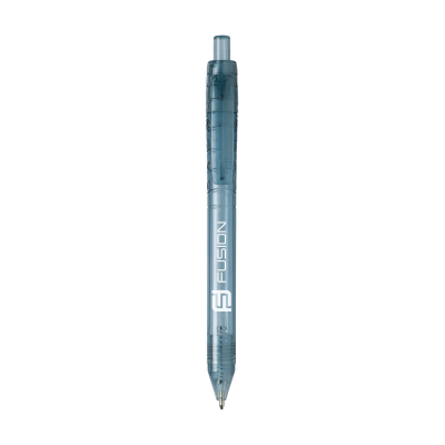 Picture of BOTTLEPEN RPET PEN in Blue