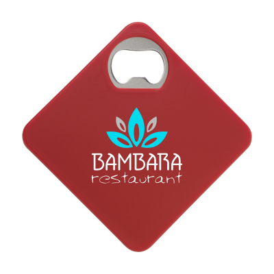 Picture of COASTER OPENER in Red