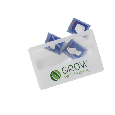 Picture of LOUPE CREDITCARD MAGNI-GLASS in White