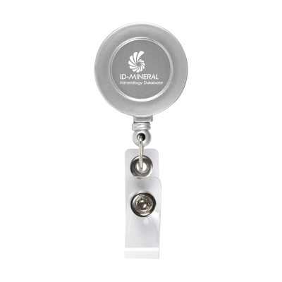 Picture of BADGECLIP BADGE HOLDER in Silver