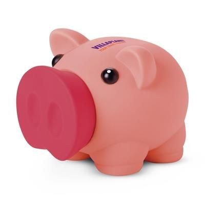Picture of PIGGY BANK MONEY BOX in Pink