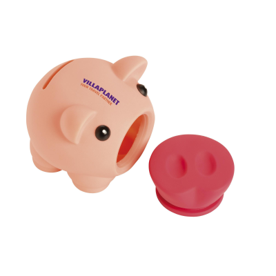 Picture of PIGGYBANK MONEY BOX in Pink