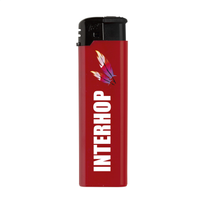 Picture of BLACKTOP LIGHTER in Red