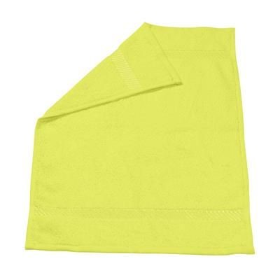 Picture of ATLANTIC GUEST TOWEL in Lime