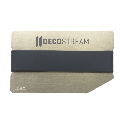 Picture of RFID PERSONATA CARD HOLDER in Gold