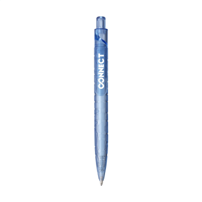 Picture of BOTTLEWISE RPET PEN in Blue