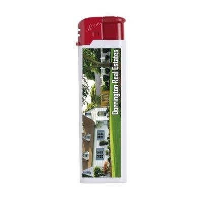Picture of COLOURTOP LIGHTER in Red