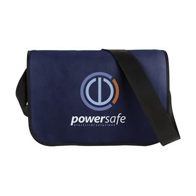 Picture of POSTMANBAG SHOULDER BAG in Dark Blue