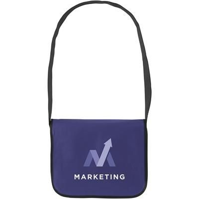 Picture of POSTMANBAG SHOULDER BAG in Purple